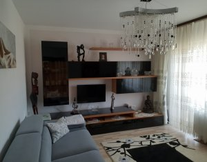 Apartament 2 camere, 53 mp, finisaje de lux, balcon, etaj intermediar, Apahida
