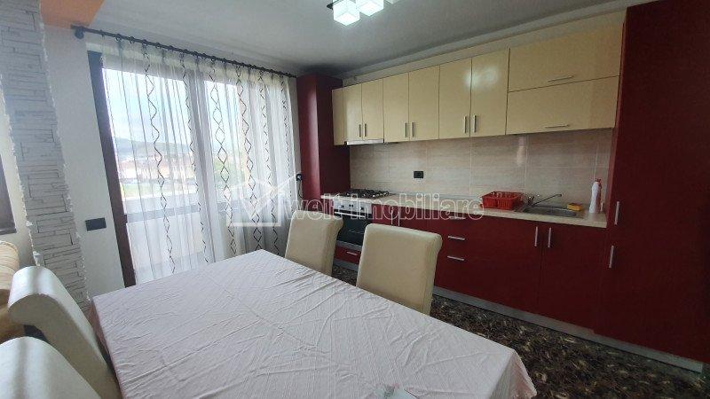 Apartament cu 3 camere, modern, mobilat si utilat, Floresti, Sesul de Sus