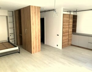 Apartament de inchiriat cu o camera in Buna-Ziua, la prima inchiriere, bloc nou