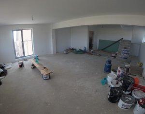 Casa tip duplex in zona Campului, 255mp pe 3 nivele cu panorama