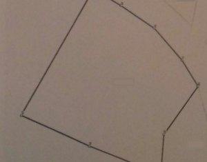 Teren intravilan, zona Faget, 4169mp, cu certificat de urbanism