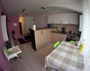 Apartament cu 2 camere, bloc nou, finisat si mobilat, Calea Baciului