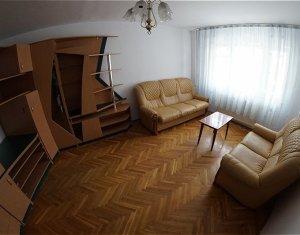 Inchiriere apartament 3 camere decomandat, complet mobilat, Gradini Manastur