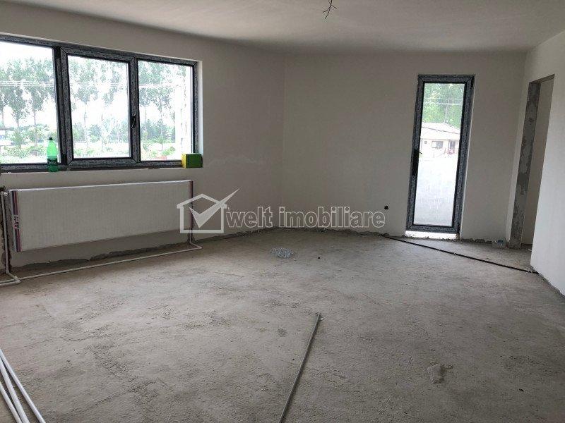 Apartament 3 camere, 2 bai. 80 mp utili, etajul 1. zona Tauti