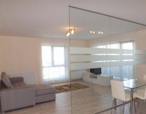Inchiriere Apartament 2 camere, ultrafinisate, Zorilor, 60 mp, imobil nou