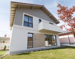 Casa tip duplex noua, 4 camere, semifinisata, 115mp, aproape de Cluj