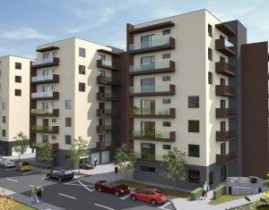 Apartament 2 camere, 51,13, complet decomandat, cu terasa si gradina, Buna Ziua