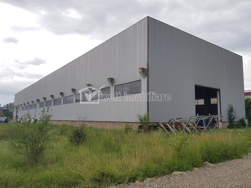 Industrial space for sale in Cluj-napoca, zone Iris