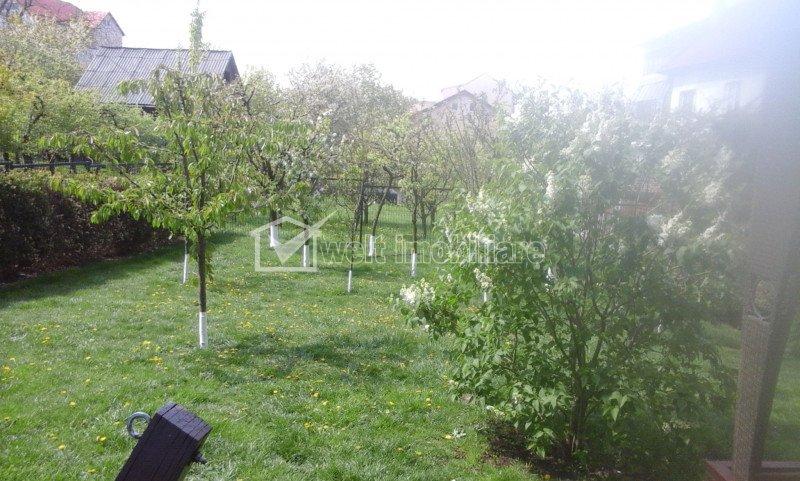 Casa superfinisata, zona Gradinii Botanice