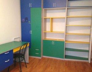 Apartament de inchiriat, 2 camere, 60 mp, demisol, Manastur, Campului