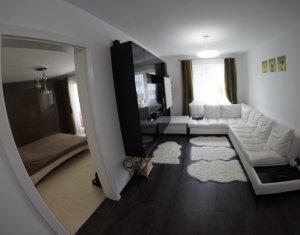 Vanzare apartament 4 camere, ultrafinisat, mobilat lux, 85 mp, Manastur