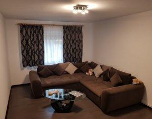 Apartament de inchiriat, 2 camere, 60 mp, etaj intermediar, Gheorgheni