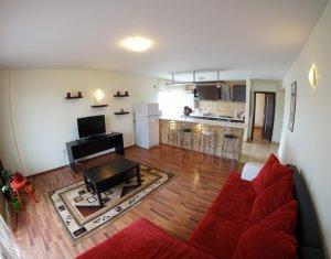 Apartament spatios 2 camere cu garaj, de inchiriat, zona Hermes, Gheorgheni