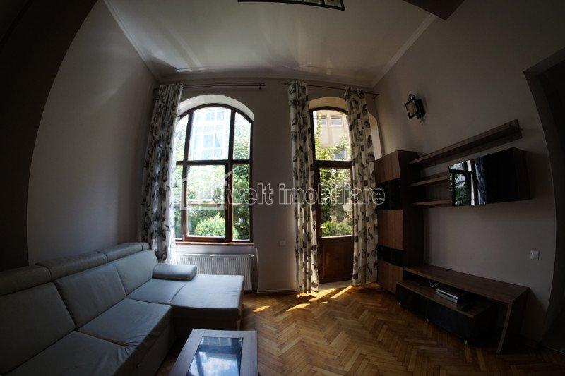 Apartament la casa, 2 camere, semidecomandat, 65mp utili, zona Centrala