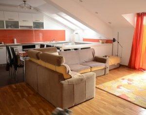 Inchiriere apartament 3 camere, 82 mp, parcare, Buna Ziua