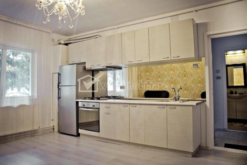 Inchiriere apartament 1 camera, semicentral, finisat modern, zona FSPAC