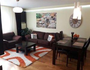 Apartament 3 camere mobilat, etajul 2, zona Eroilor