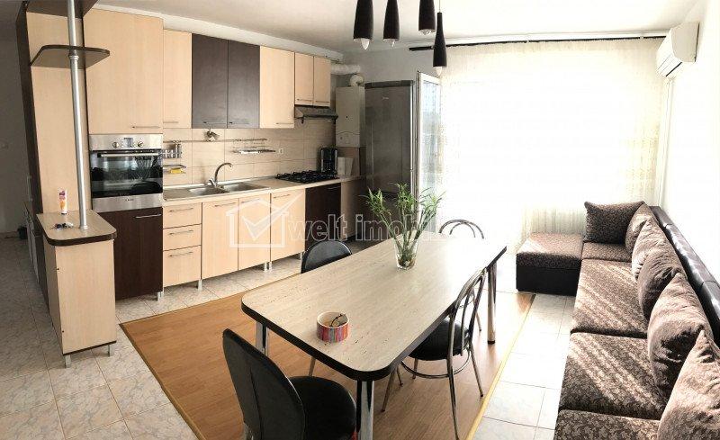 Apartament 3 camere, complet mobilat, zona Tineretului
