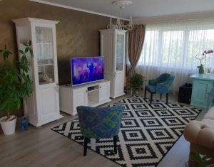 Apartament 2 camere, etaj intermediar, mobilat si utilat de lux, Manastur