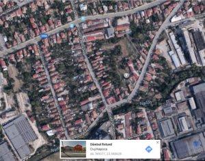 Teren 852 mp cu PUZ Aprobat si PUD, zona Vrancea din Dambul Rotund