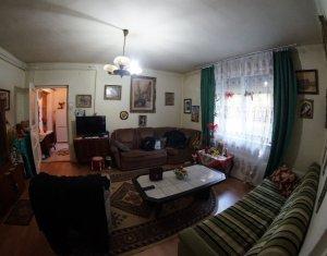 Apartament 2 camere, semidecomandat, 44mp utili, strada Horea