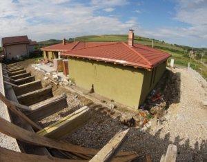 Casa noua cu teren de 1600mp in Moristi, zona Apahida