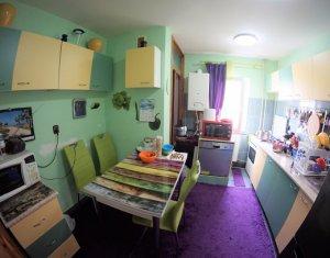 Apartament de familie, 4 camere, decomandat, Manastur, la cheie