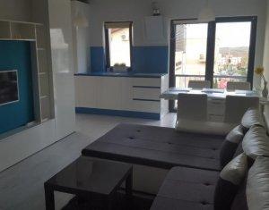 Apartament 2 camere cu garaj, complet utilat, zona Buna Ziua