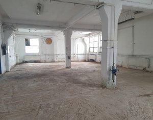 Spatiu depozitare sau productie, parter 162mp, zona Gara Dedeman