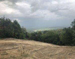 Teren in Feleac 1200mp cu PUZ si panorama asupra Clujului