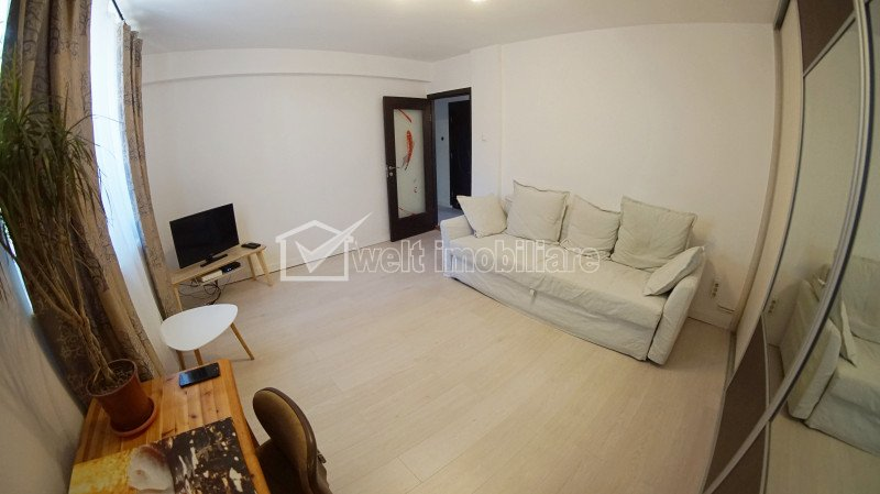 Apartament 2 camere, decomandat, Parc Central, lac Chios
