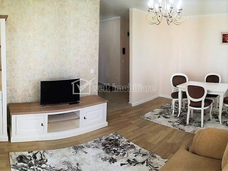 Apartament elegant, 2 camere Andrei Muresanu Sud, cu parcare, prima inchiriere