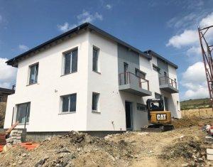 Casa noua tip duplex 5 camere, semifinisata, 115mp, Iris, zona Voronet