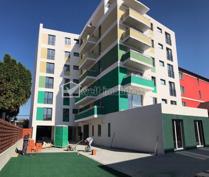 Apartamente noi cu 3 camere, 65,50 mp + balcon, zona Facultatii Dimtrie Cantemir