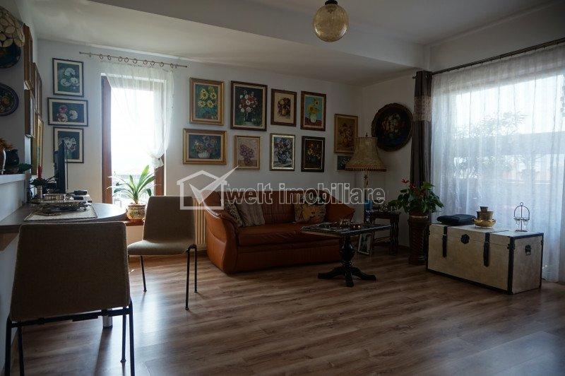 Vanzare apartament 2 camere, situat in Floresti, zona Terra