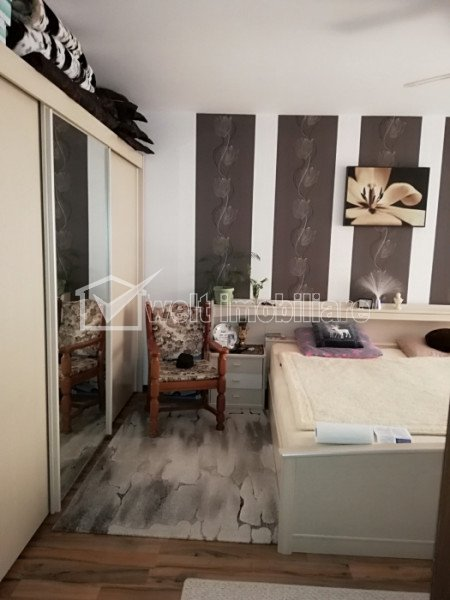 Vindem apartament 2 camere, decomandat, zona Stejarului, Floresti