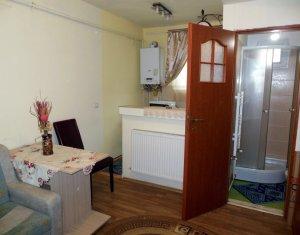 Inchiriere 1 camera, Centru, finisat modern, zona Paris, curte
