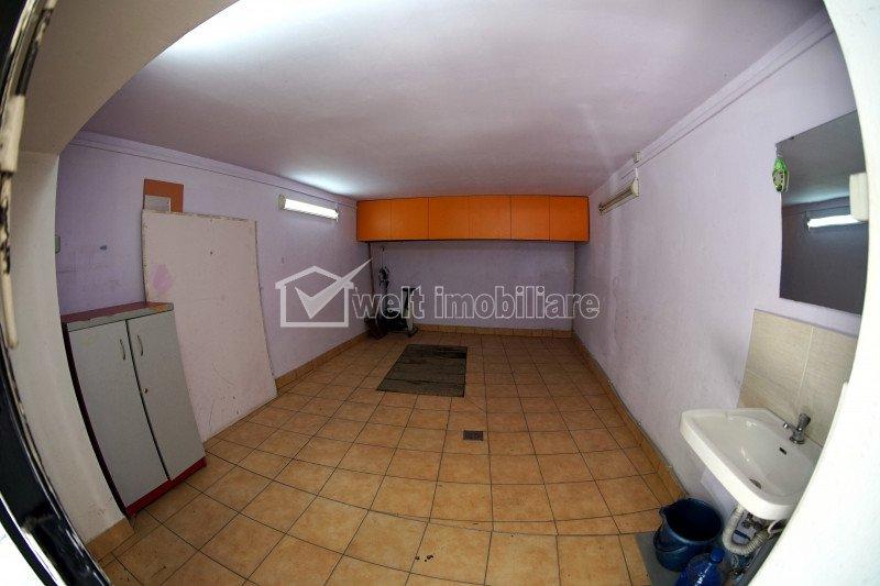 Exclusivitate! Inchiriere 3 camere Gheorgheni, etaj 2, garaj