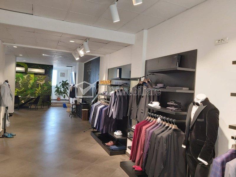 Spatiu comercial sau birouri 274 mp open space,  piata Cipariu