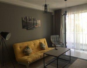 Inchiriere apartament 2 camere, terasa, parcare, Andrei Muresanu