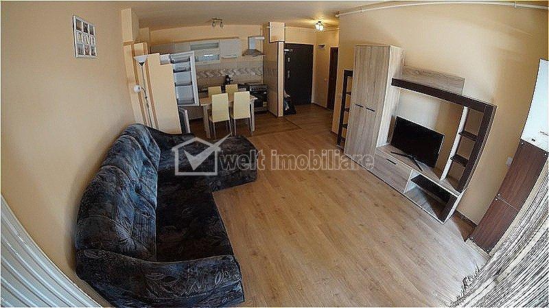 Inchiriere apartament 2 camere, garaj, terasa, Buna Ziua