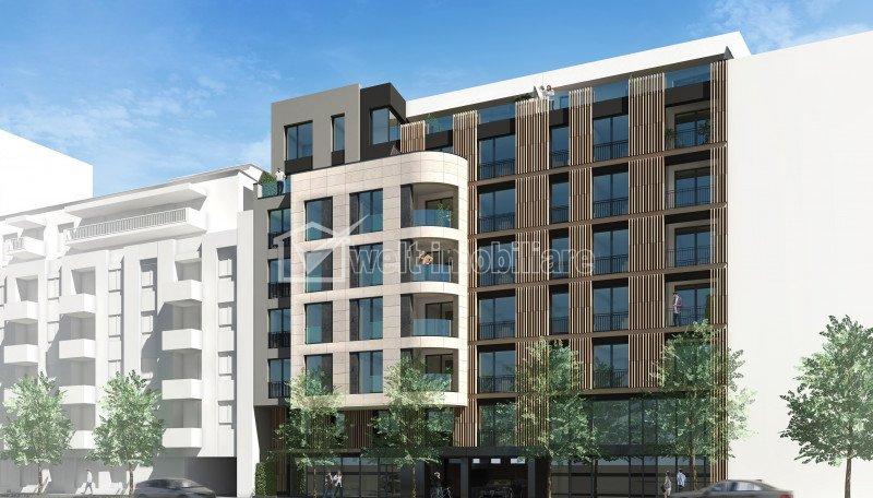 Apartament de 2 camere, imobil modern, 1 minut de Piata Avram Iancu!