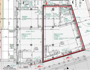 Inchiriere spatiu birouri 261mp open space, zona NTT Data - Mihai Viteazul