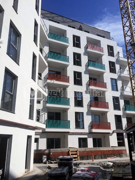 Apartamente noi cu 4 camere, terasa 35 mp, zona Marasti, !