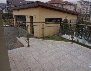 Casa de vanzare in Floresti, ultrafinisata, teren de 1000 mp