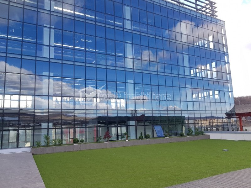 Inchiriere birouri in cladire Clasa A in Gruia, la 5 minute de Parcul Central