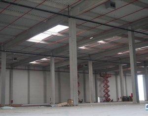 Spatiu logistic 2500mp Clasa A+ parc Industrial Cluj