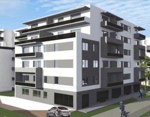 Apartamente noi de 2 camere, Dambu Rotund, zona buna, pret de la 1200 Euro/mp