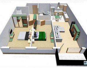 Lakás 3 szobák eladó on Cluj Napoca, Zóna Dambul Rotund