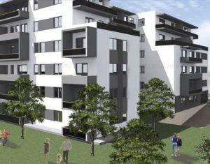 Apartamente noi de 3 camere, Dambu Rotund, zona buna, pret de la 1150 Euro/mp